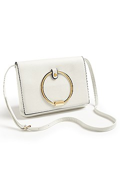circle detail crossbody