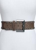 stud detail belt