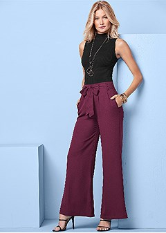 Women´s Pants: Leggings, Linen, Capris & More | Venus®