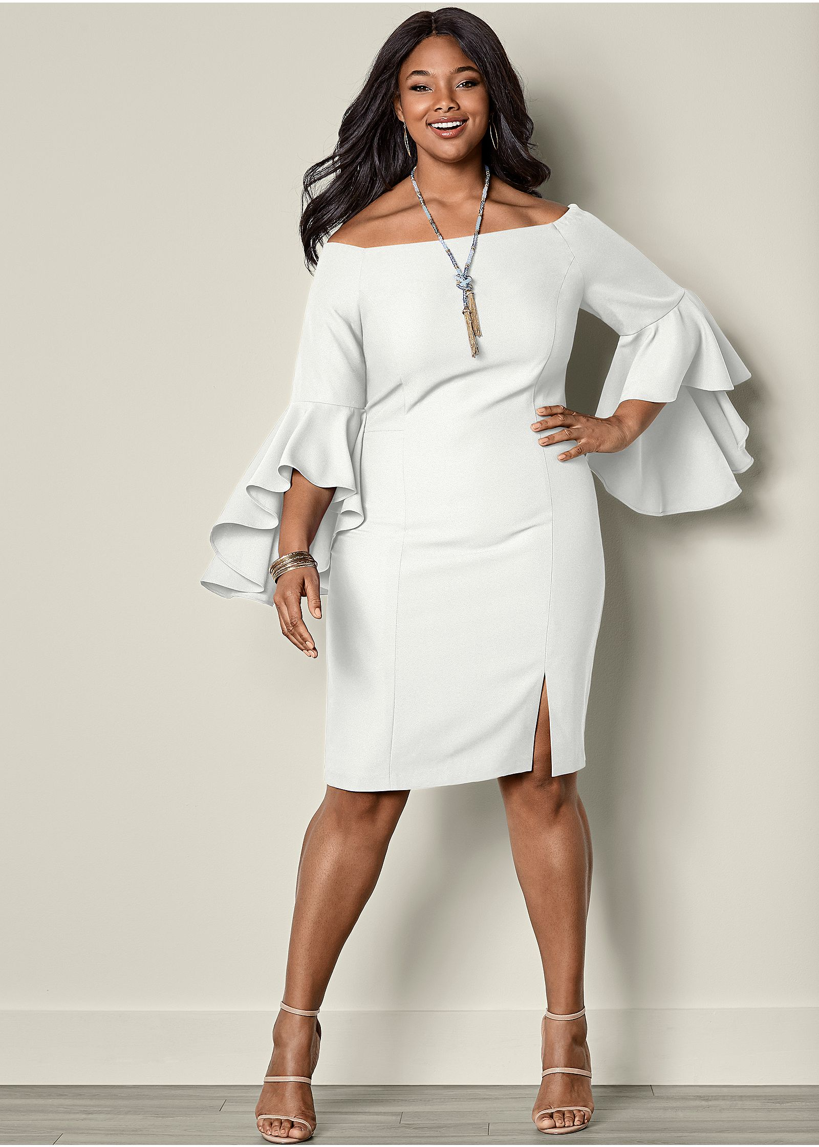 Plus Size Corporate Dresses