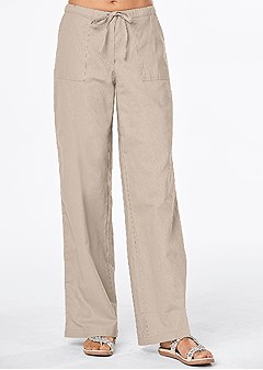 drawstring pants 32 inseam